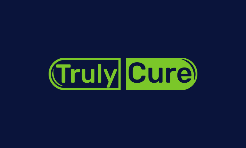 Trulycure - Health tech brand name for sale