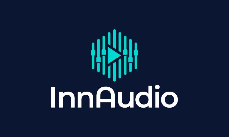 Innaudio - Media brand name for sale