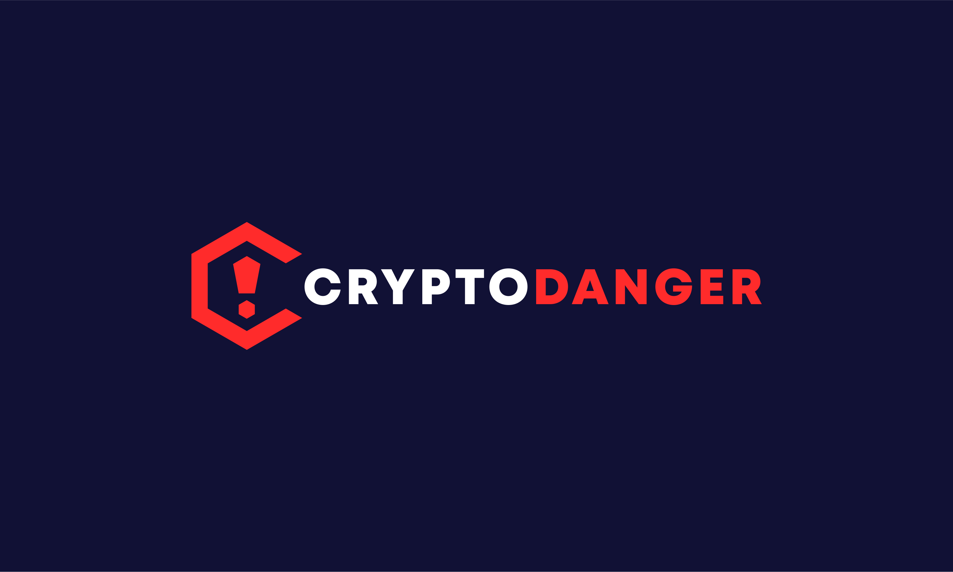Cryptodanger - Cryptocurrency company name for sale