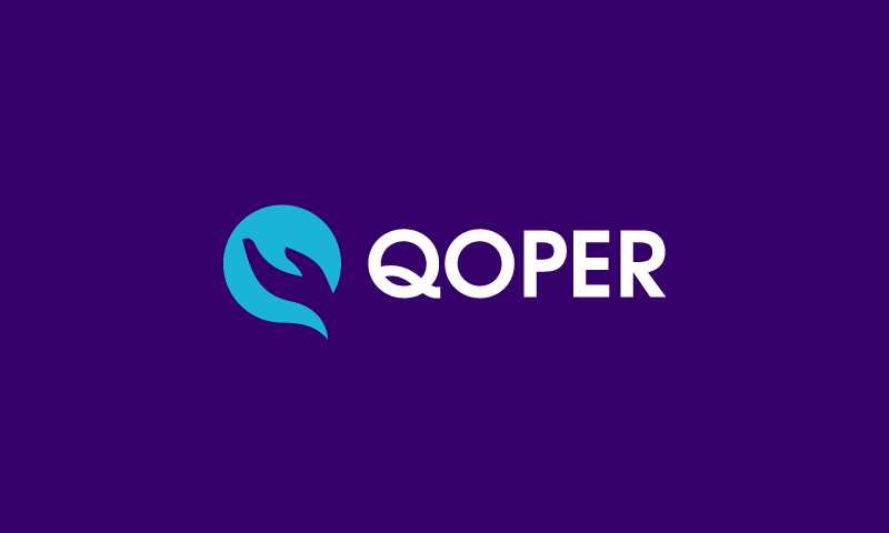 Qoper - Business domain name for sale