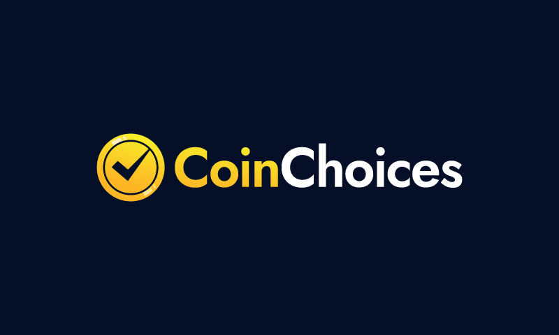 Coinchoices - Cryptocurrency company name for sale