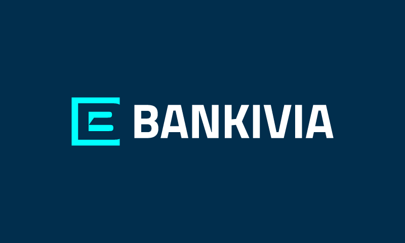Bankivia - Banking startup name for sale