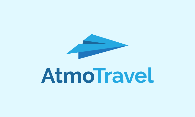 Atmotravel - Travel company name for sale