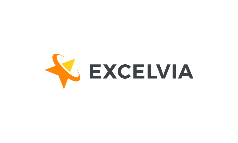 Excelvia - E-commerce startup name for sale