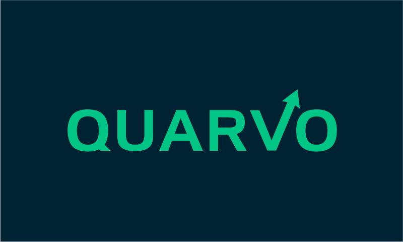 Quarvo - Brandable brand name for sale