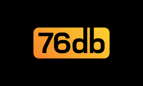 76db - Film company name for sale