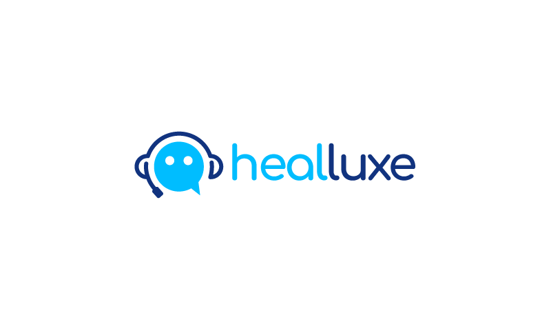 Healluxe - Real estate company name for sale