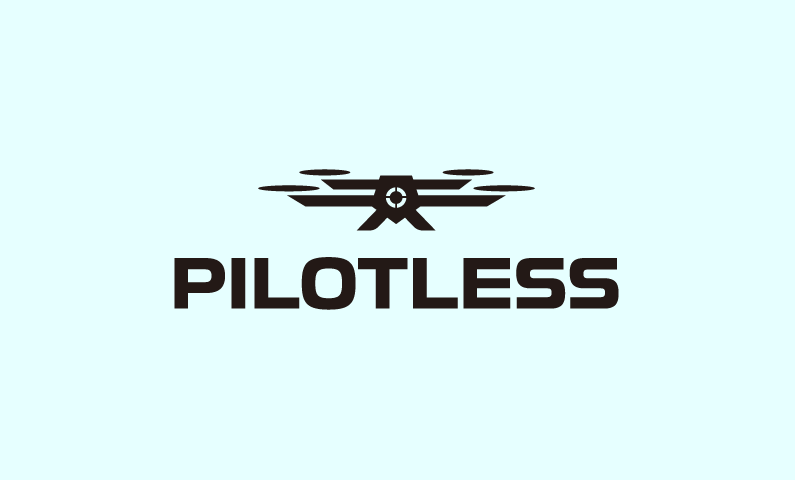 Pilotless - Premium domain name