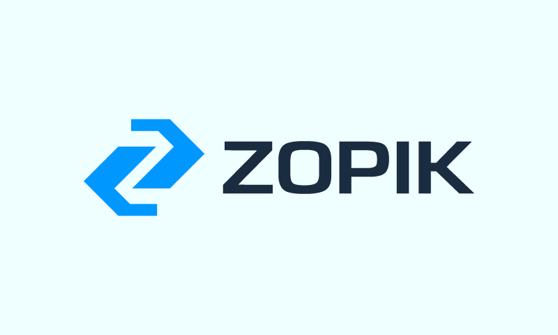 Zopik - Travel company name for sale