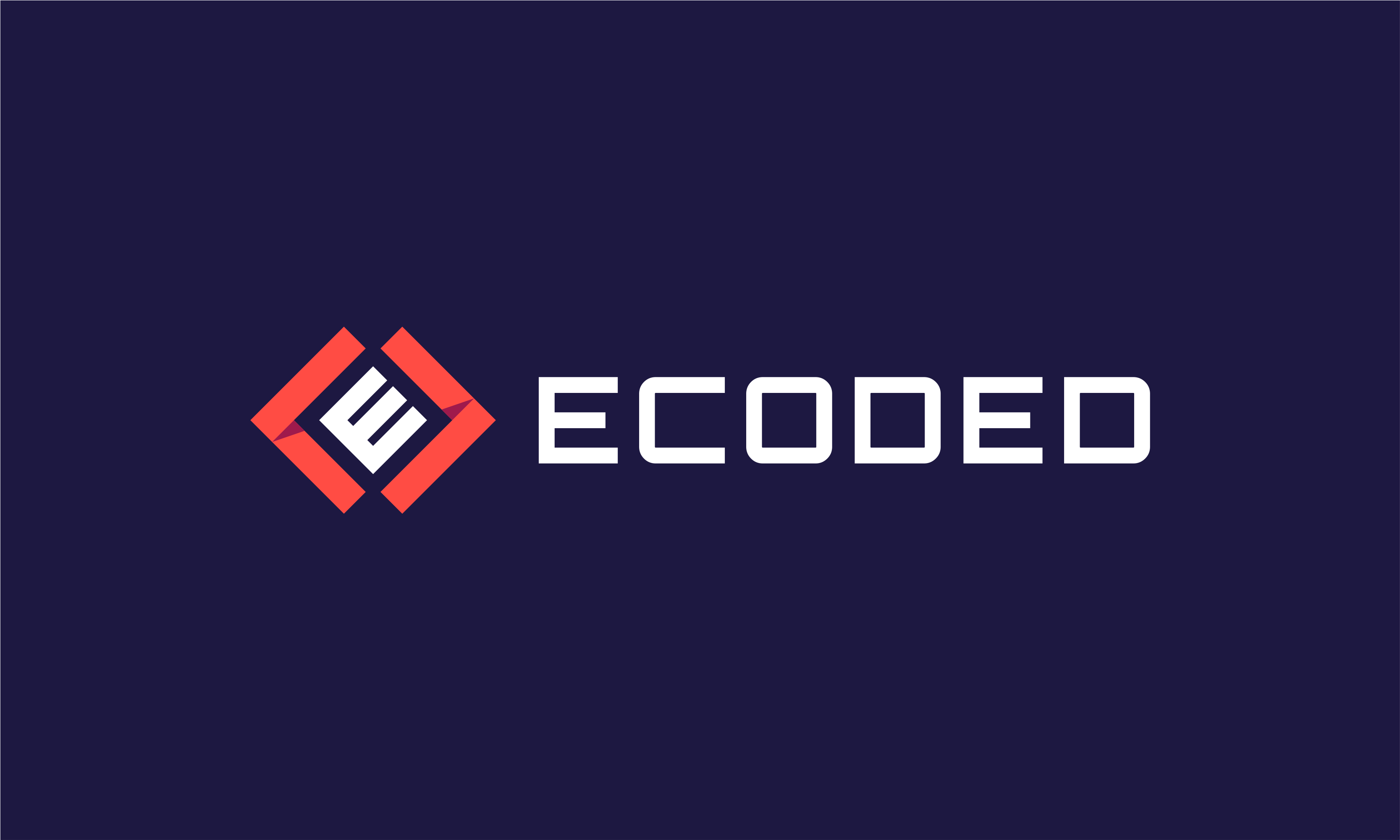 Ecoded logo