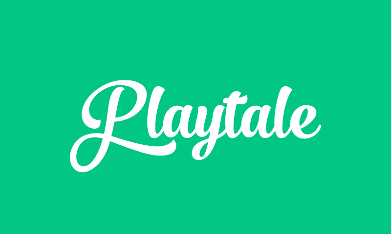 Playtale - Video games startup name for sale
