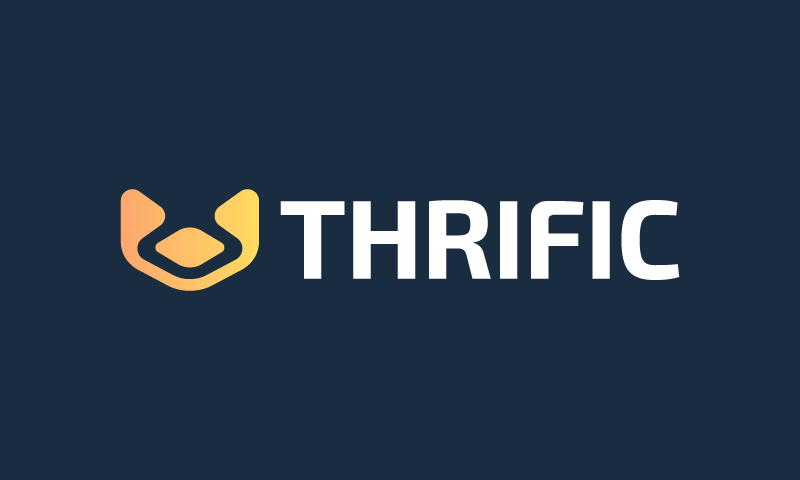 Thrific - Search marketing business name for sale