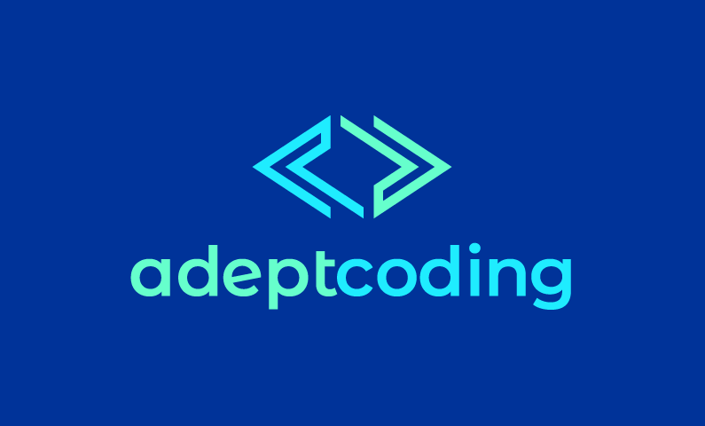 Adeptcoding - Technical recruitment business name for sale