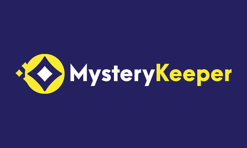 Mysterykeeper - Business product name for sale