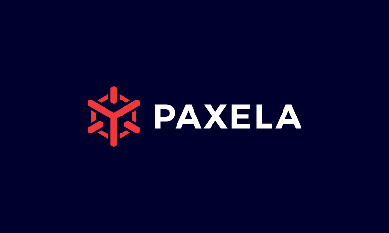 Paxela - E-commerce domain name for sale