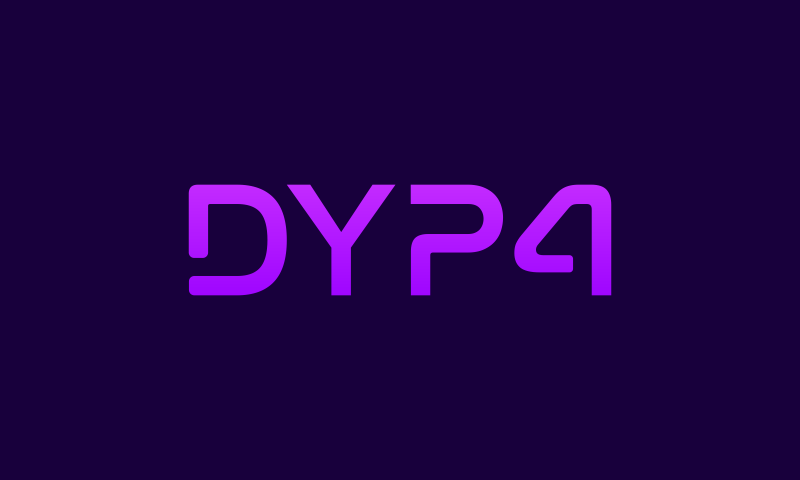Dyp4 - Technology startup name for sale