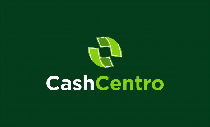 CashCentro logo