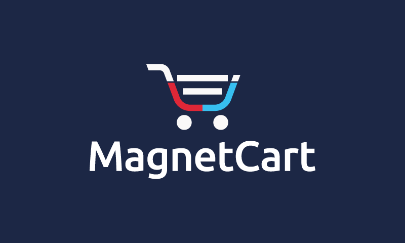 Magnetcart - E-commerce startup name for sale