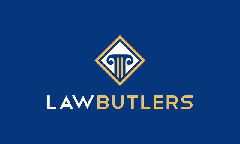 Lawbutlers - Legal startup name for sale