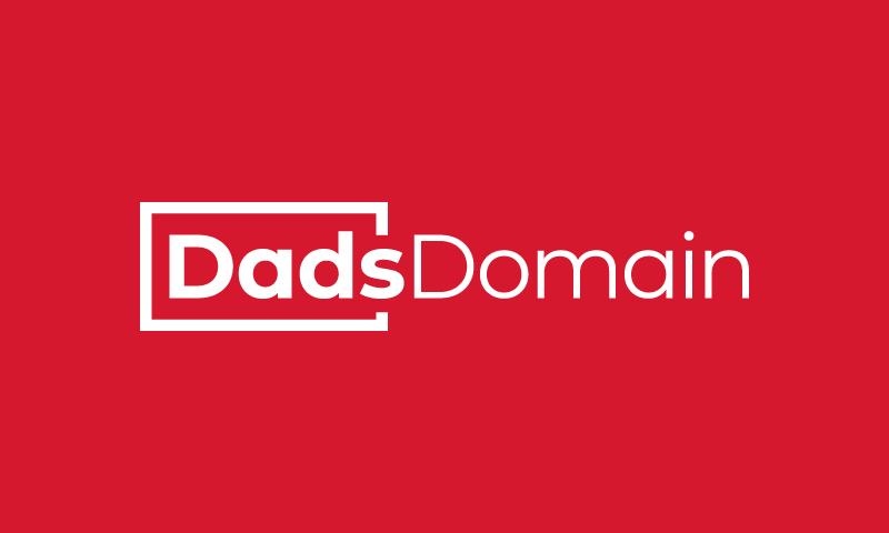 Dadsdomain - Social domain name for sale