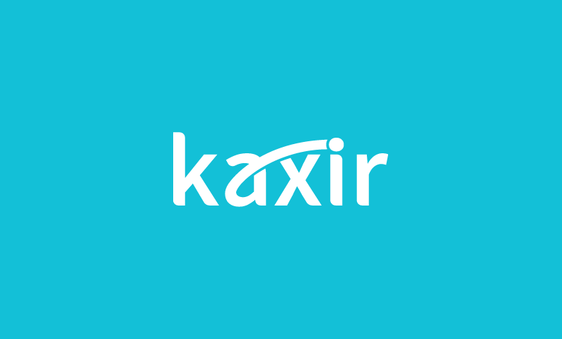 Kaxir - Original 5-letter domain name