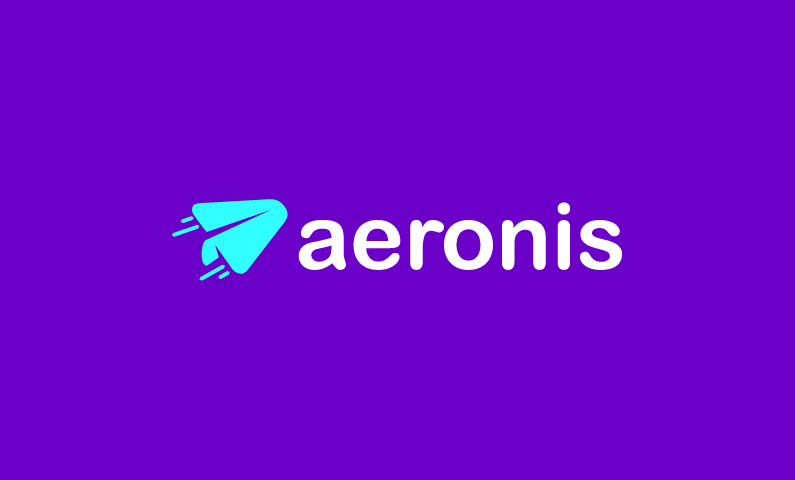 Aeronis - Travel startup name for sale