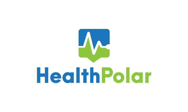 Healthpolar - Contemporary domain name for sale