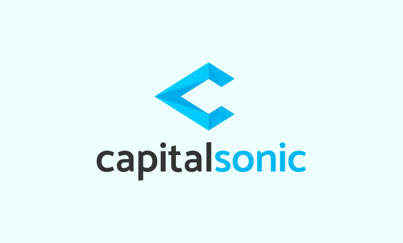 Capitalsonic - Venture Capital business name for sale