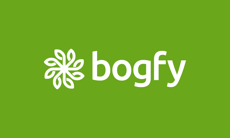 Bogfy - Technology company name for sale