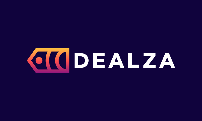 Dealza - Real estate startup name for sale