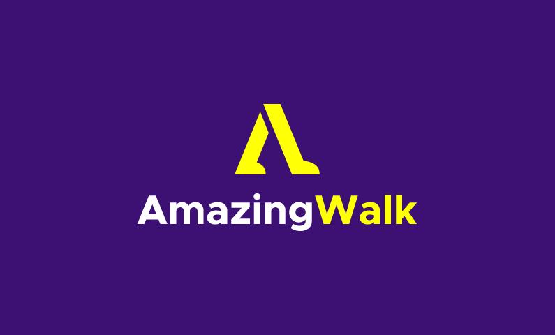 AmazingWalk logo