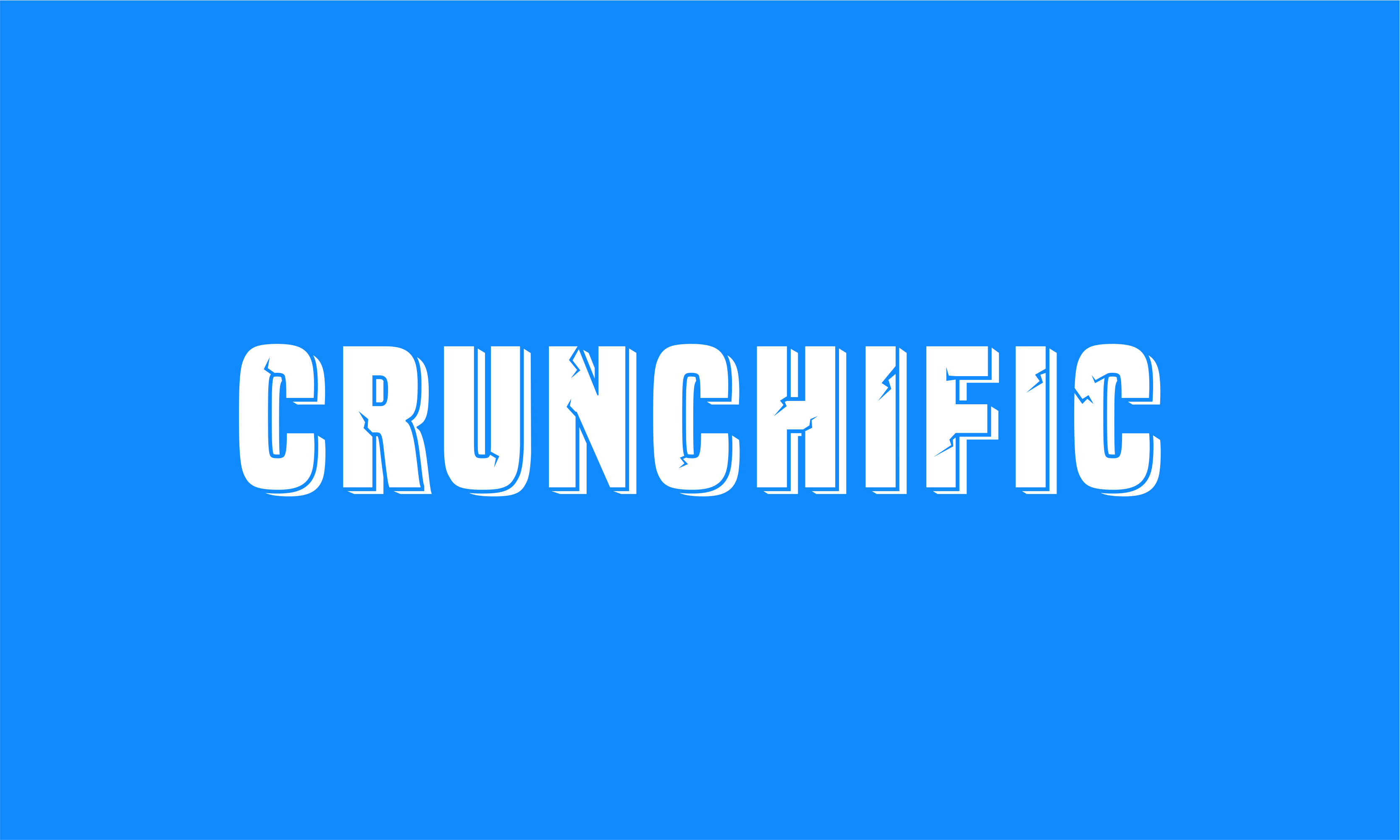Crunchific - Dining business name for sale