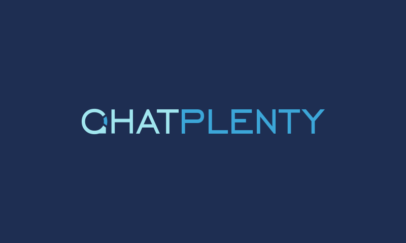 Chatplenty - Social domain name for sale