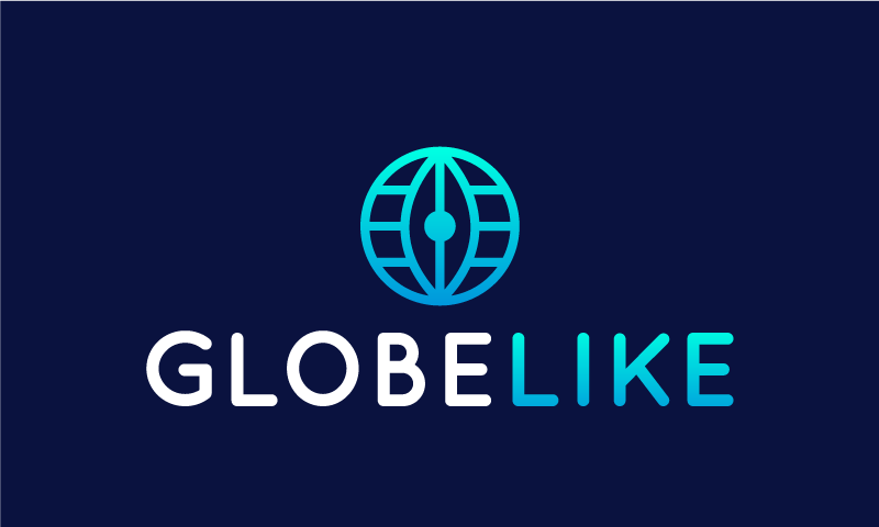 Globelike - Travel business name for sale