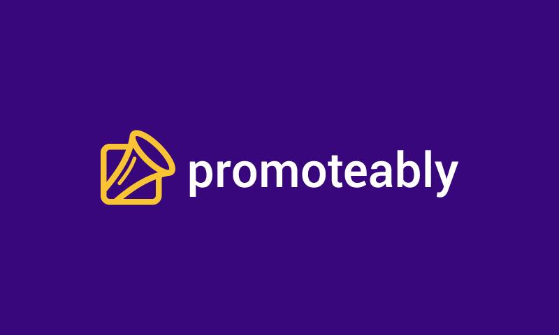 Promoteably