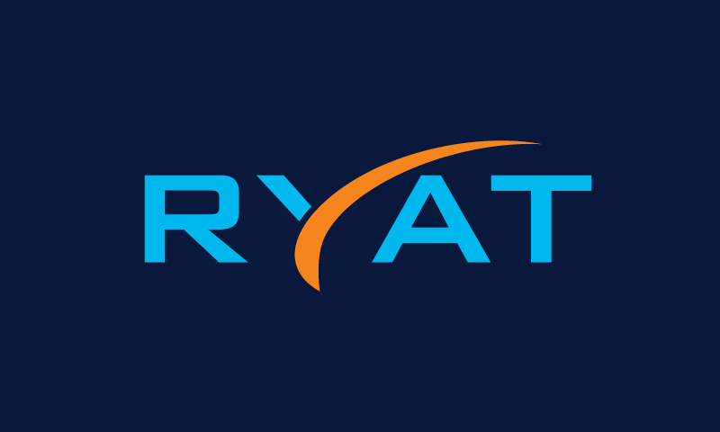 Ryat - Business domain name for sale