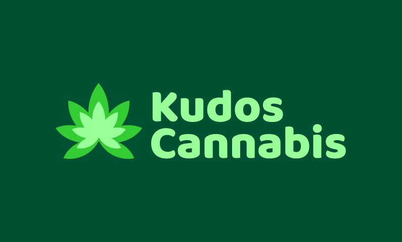 KudosCannabis logo