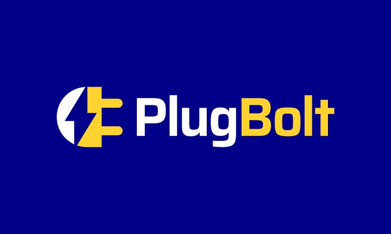 Plugbolt - Electronics brand name for sale