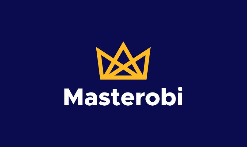 Masterobi - Retail company name for sale