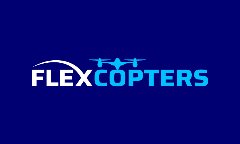 Flexcopters - Potential startup name for sale
