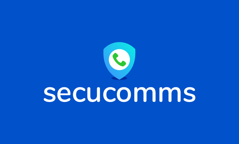 Secucomms - Security company name for sale
