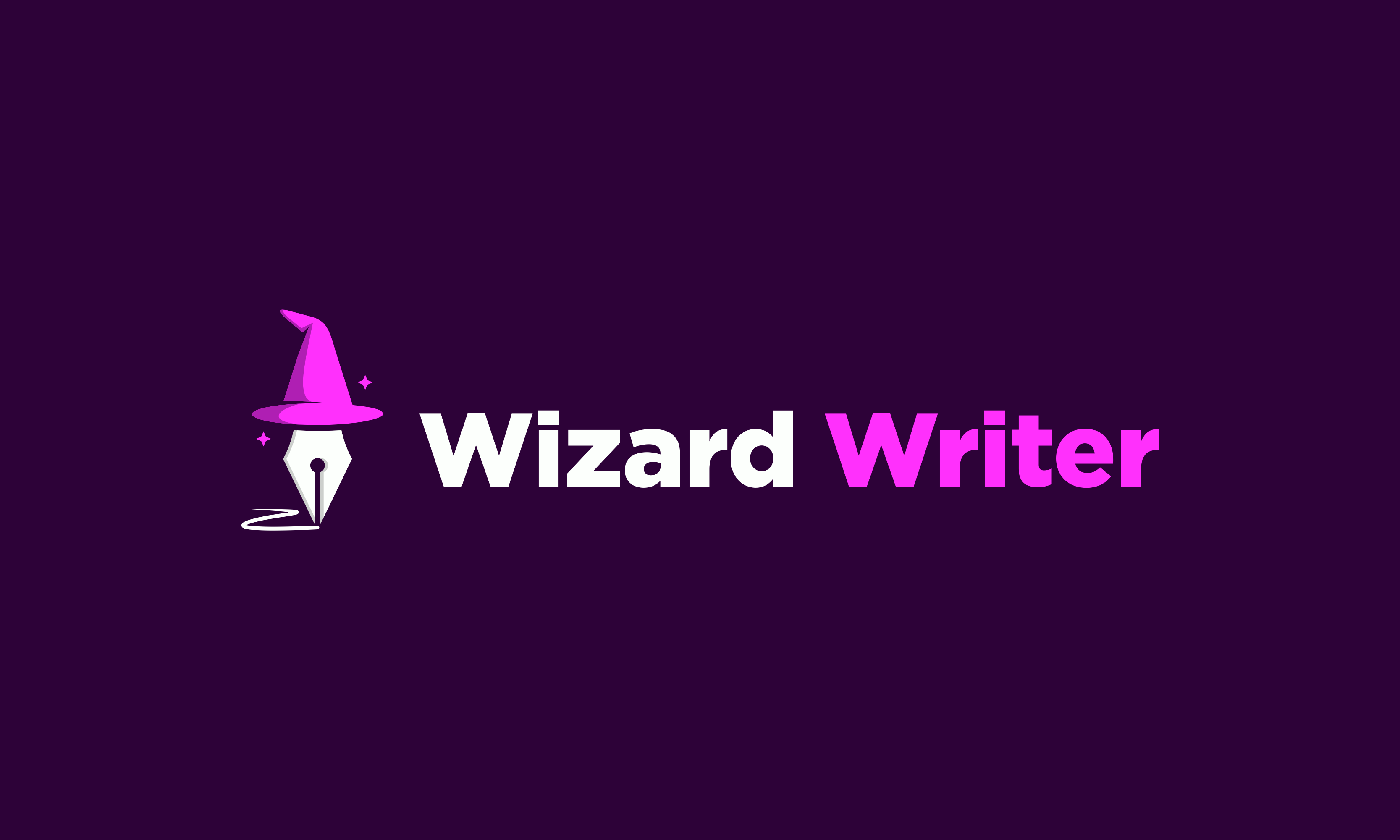 Wizardwriter - Writing startup name for sale