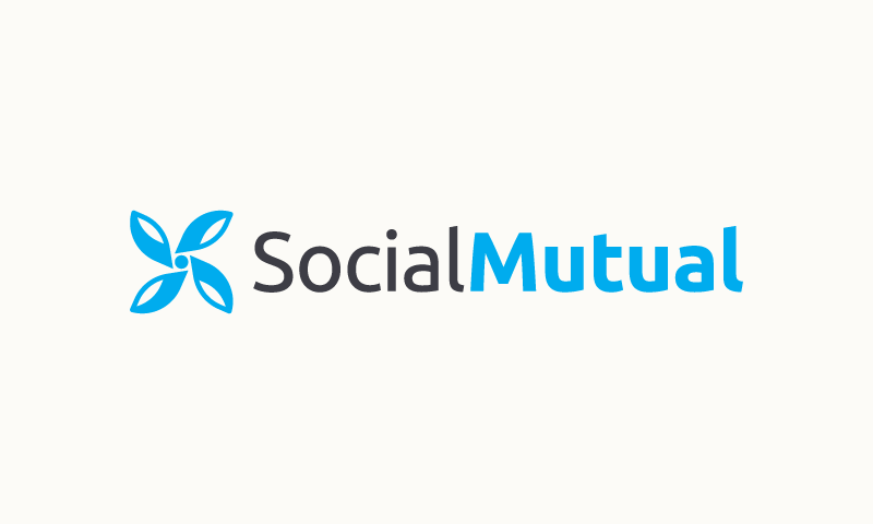 Socialmutual - Social business name for sale