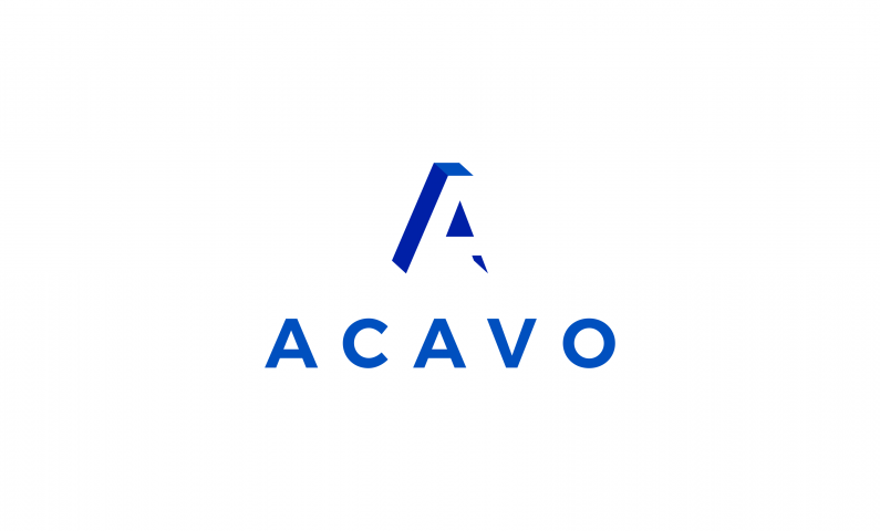 Acavo - E-commerce company name for sale