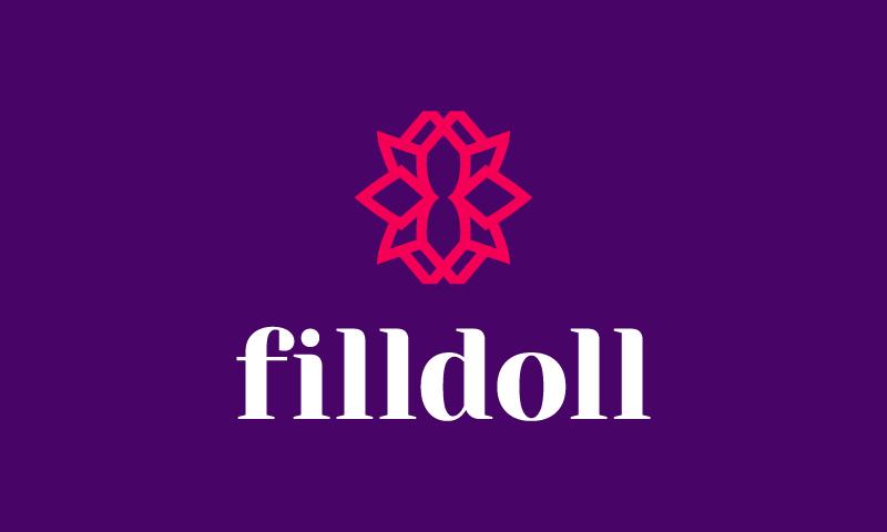 Filldoll - Media company name for sale