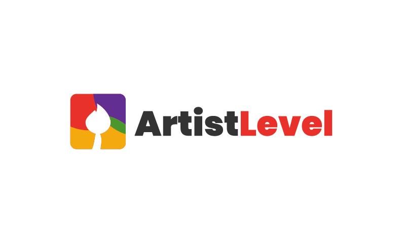 Artistlevel - Business startup name for sale