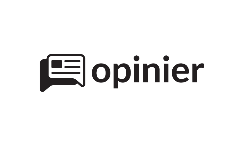 Opinier - Technology startup name for sale