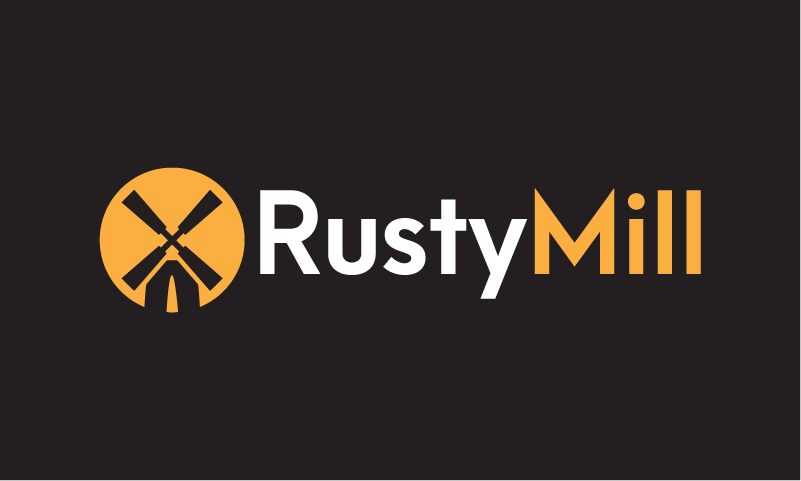 Rustymill - E-commerce business name for sale