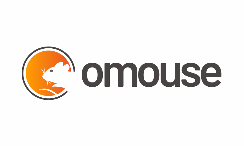 Omouse - Retail startup name for sale