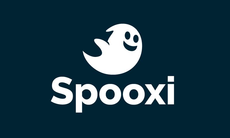 Spooxi - Brandable startup name for sale
